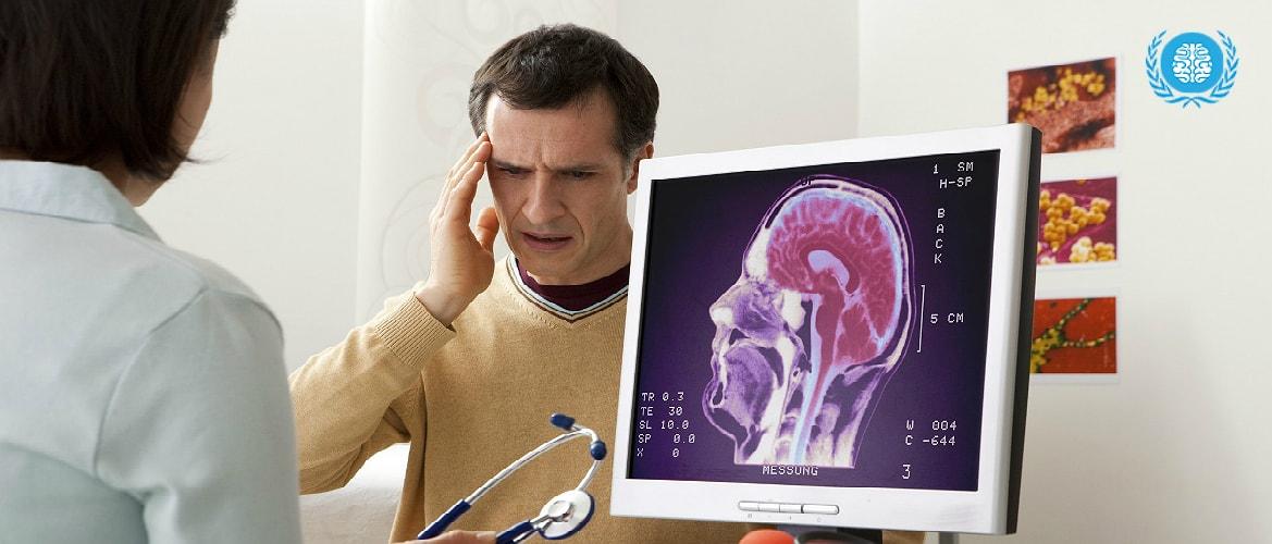 Рак головного мозга: причины, симптомы и лечение рака