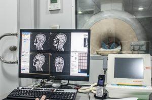 Мрт головного мозга с сосудами сколько по времени